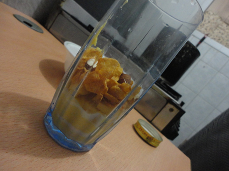 Step 4 Mixed Fruit Flakes Recipe