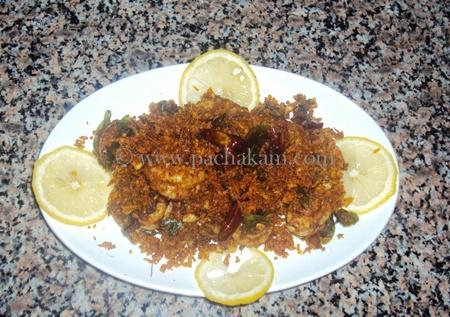 Step 6 5 Star Prawns Fry Recipe