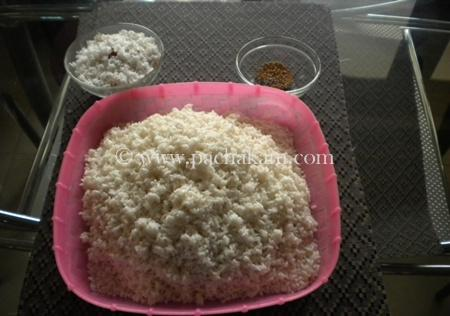 Step 1 Appam   Recipe
