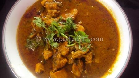 Step 4 Bachelor Chicken Curry Recipe